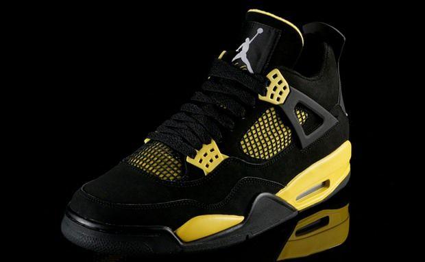 ab0c8ea237c Thunder 4s. Thunder 4s Air Force Jordans ...