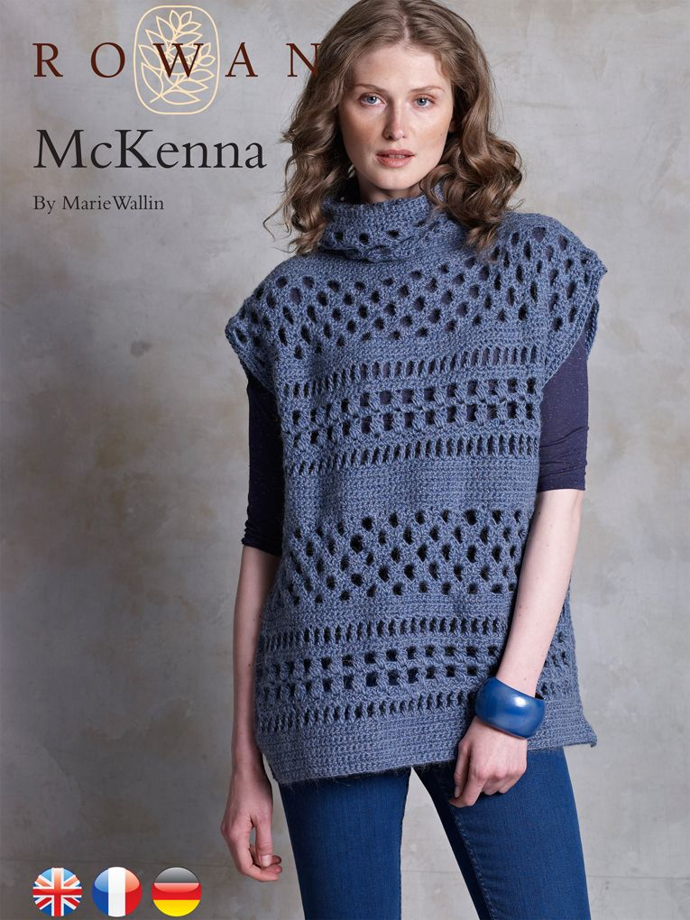 Mckenna openwork tunic by marie wallin free crochet pattern with mckenna openwork tunic by marie wallin free crochet pattern with website registration knitrowan dt1010fo