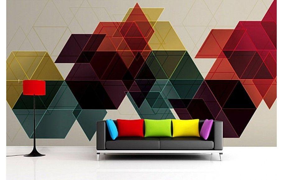 4 Tren Wallpaper Untuk Percantik Ruangan 07 10 2015 Jakarta