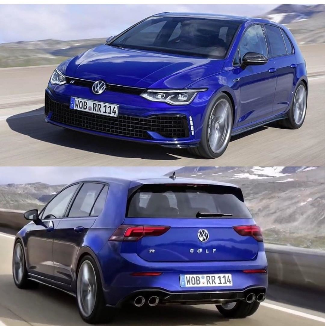 What Do You Think Of The New Golf 8 R Let Us Know Follow