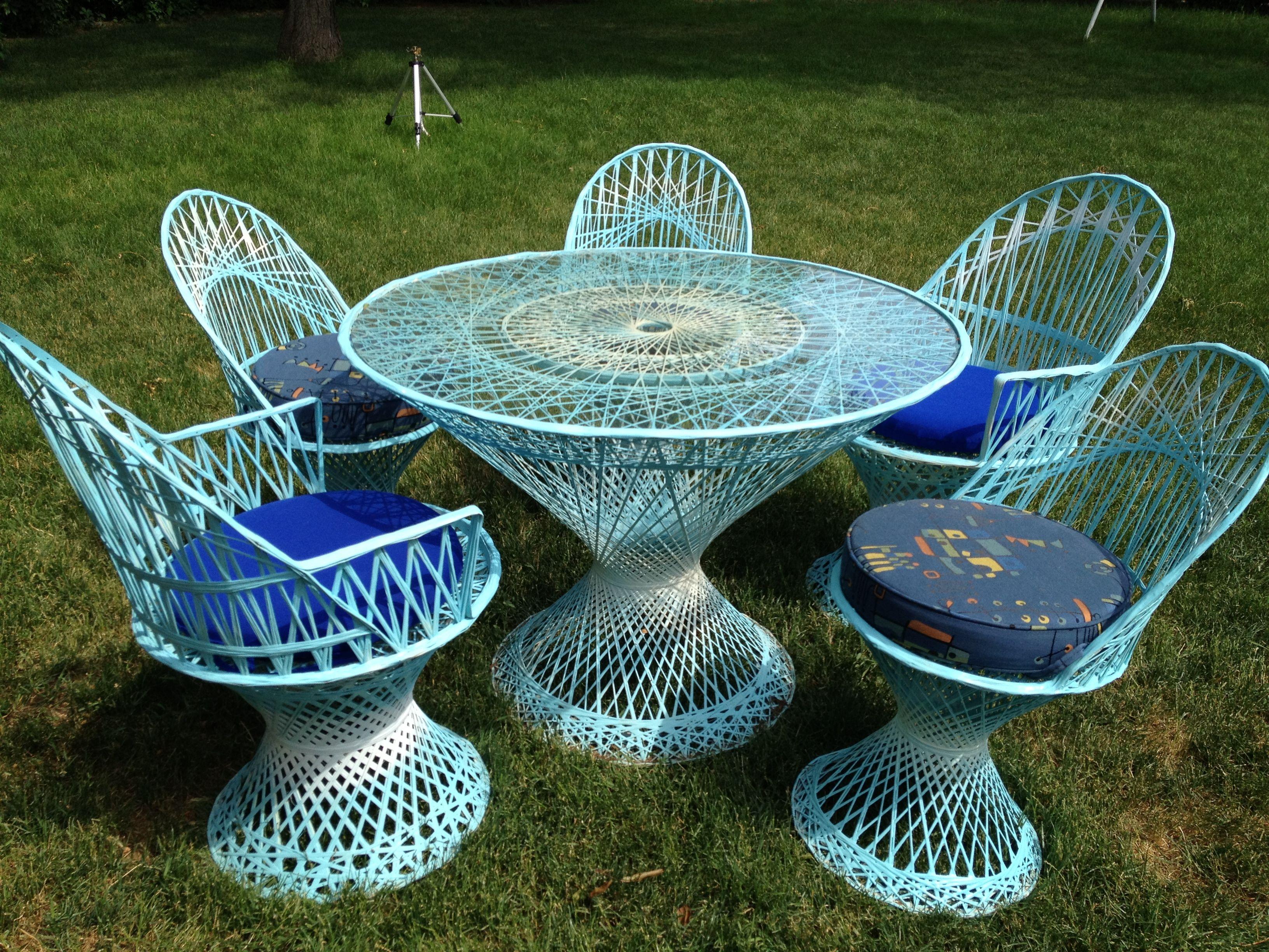 mid century vintage patio furniture