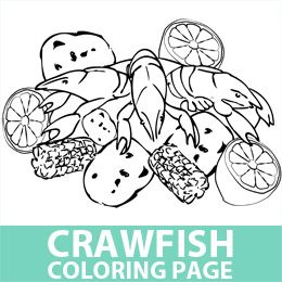 Free Printables Art Pinterest Seafood Boil Crawfish Party And