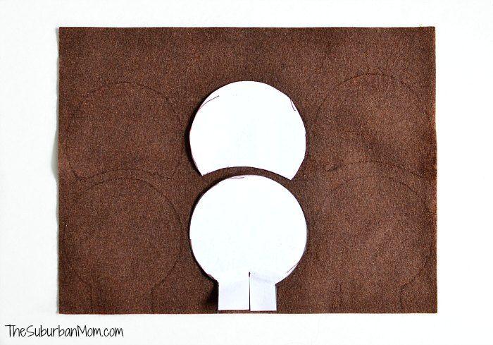 DIY Monkey Ears Headband Tutorial | Pinterest