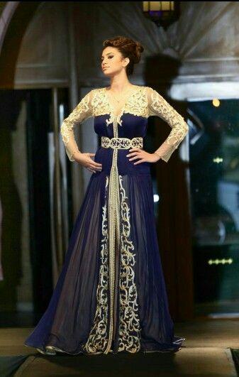 ShaguftaHussein🌸 | Marokkanisches kleid, Orientalische ...