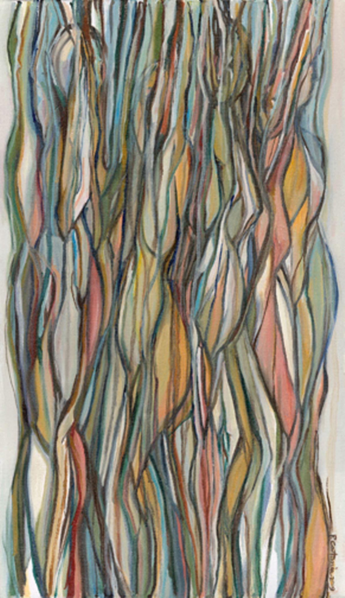 Philip Catania Les Femmes Du Bois Surrealist Art