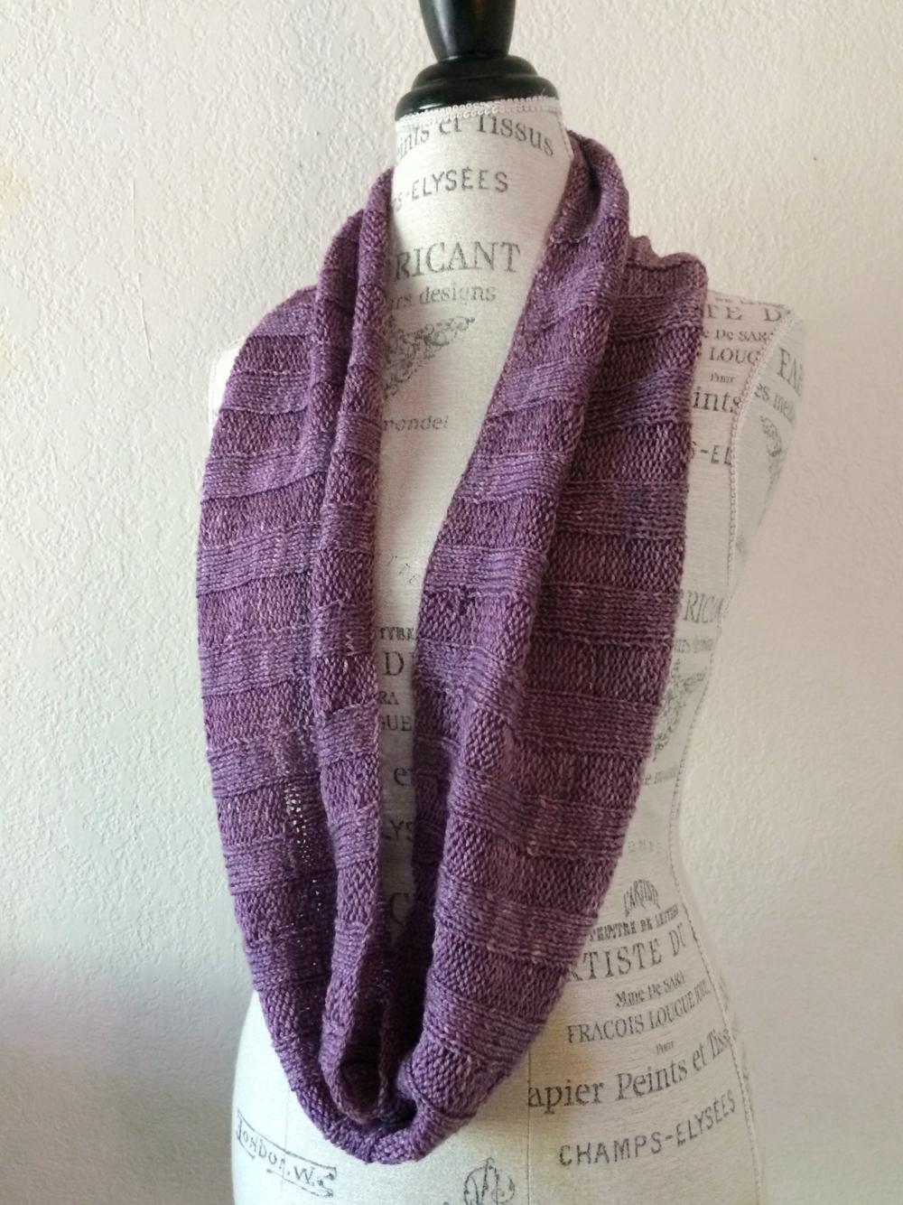 Crabapple Cowl Free Knitting Pattern | Cerramos, Labores y Puntos