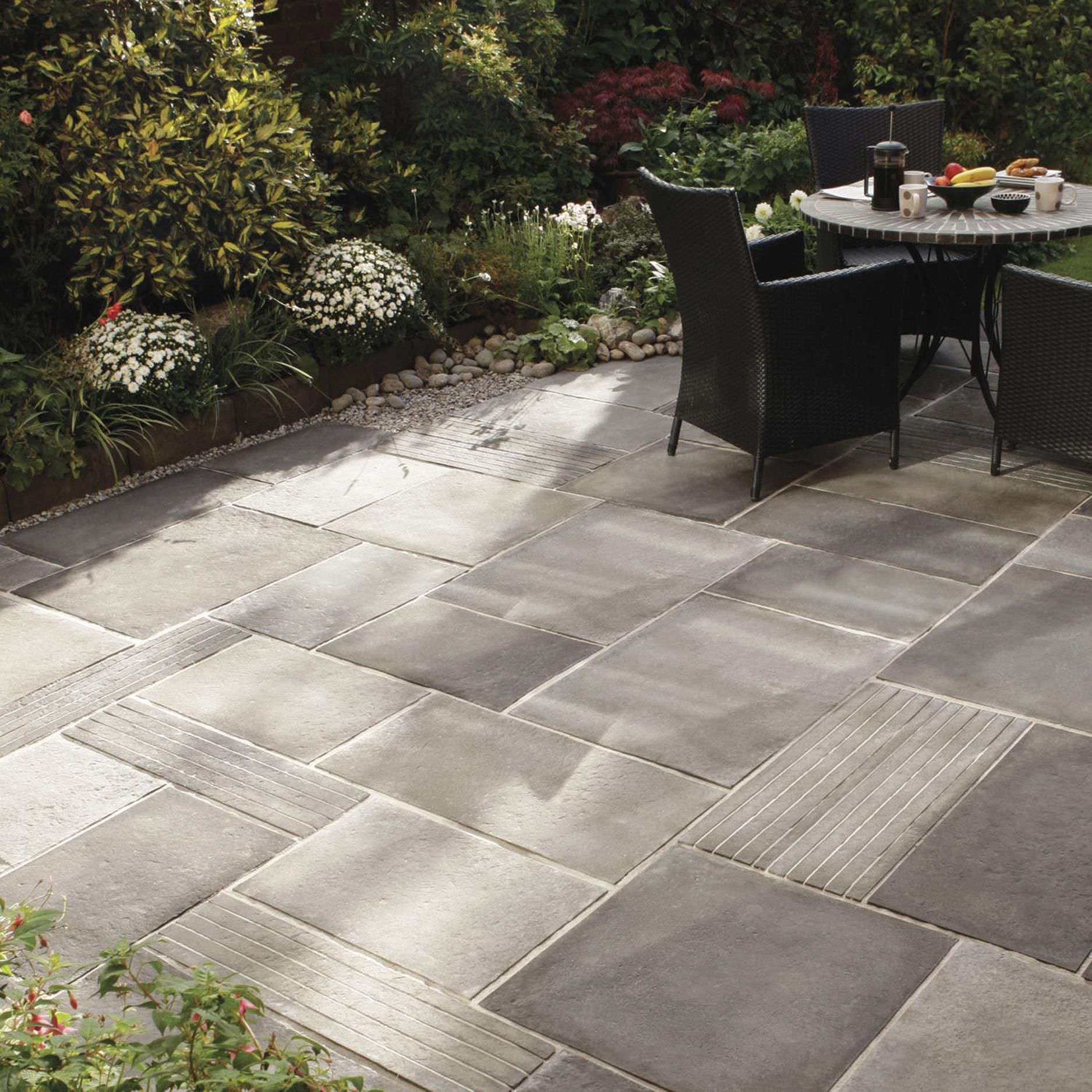 34 perfect outdoor stone tile flooring