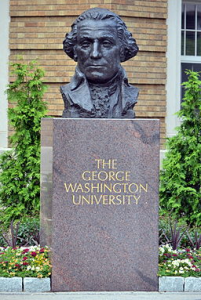 george washington university application essay
