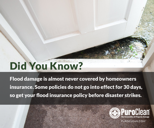 Safety Prevention Flood Insurance Policies Take 30 Days To Go