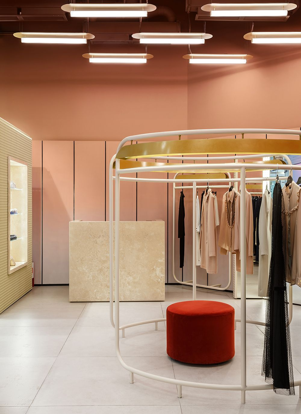 Boutique Terekhov Girl Interior Design By Arch E Type