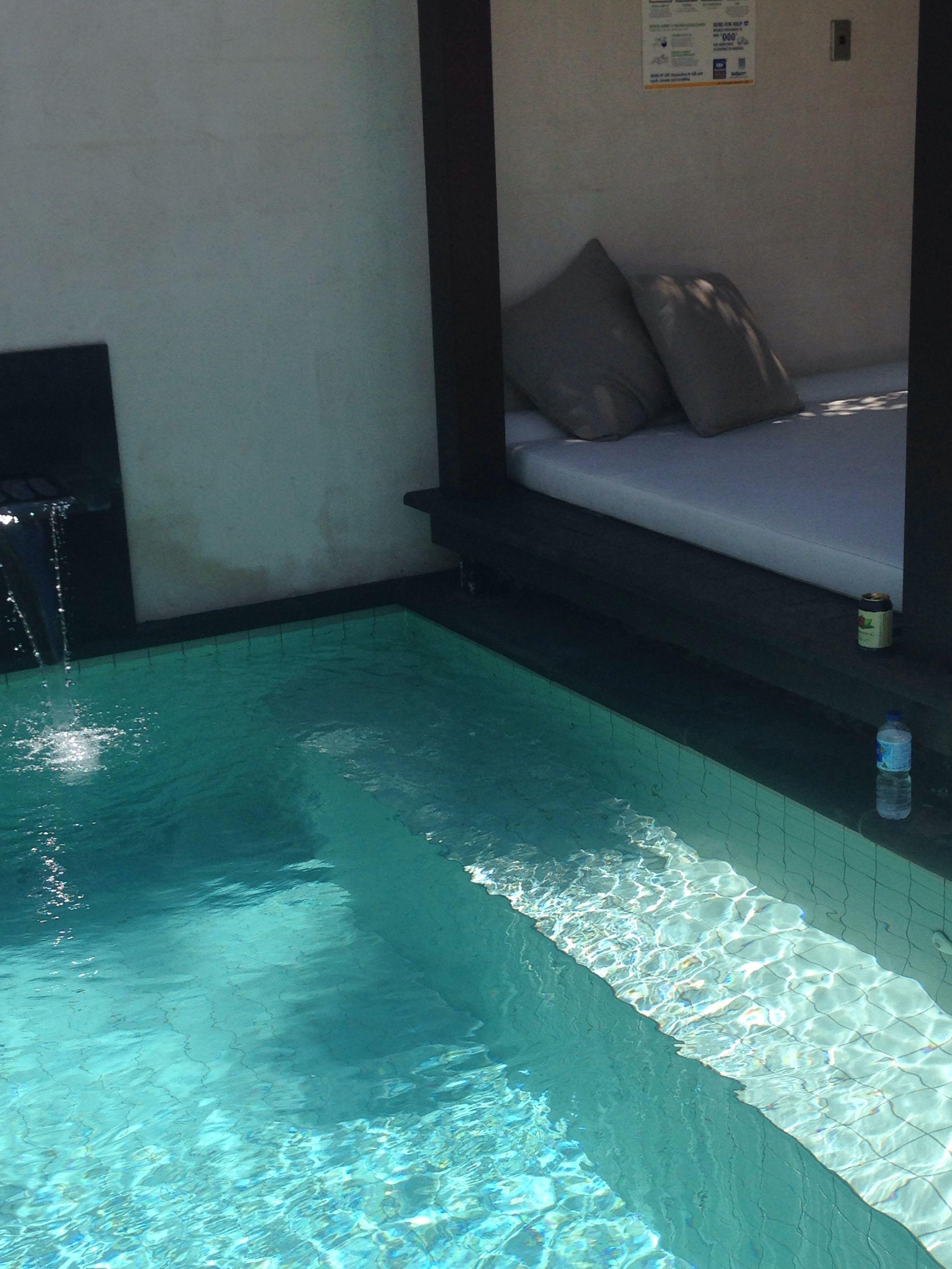 Go to niramaya villas you won 39 t regret it piscinas for Pool design regrets