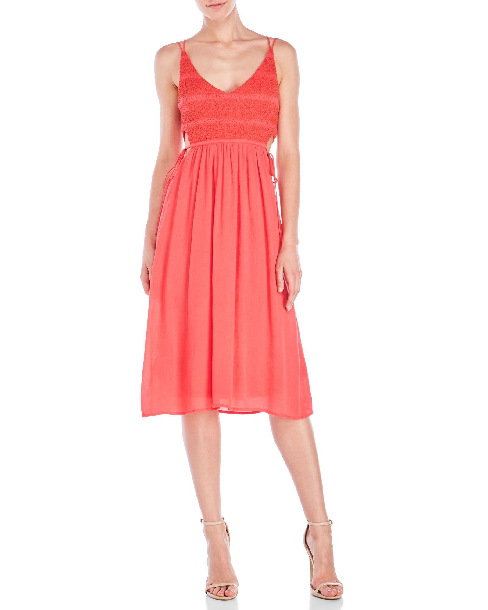 Lush cutout dress apparel u accessories pinterest lush