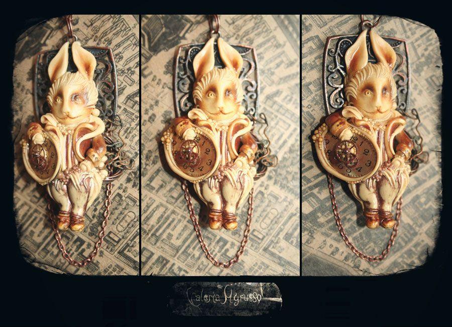 Rabbit watchmaker