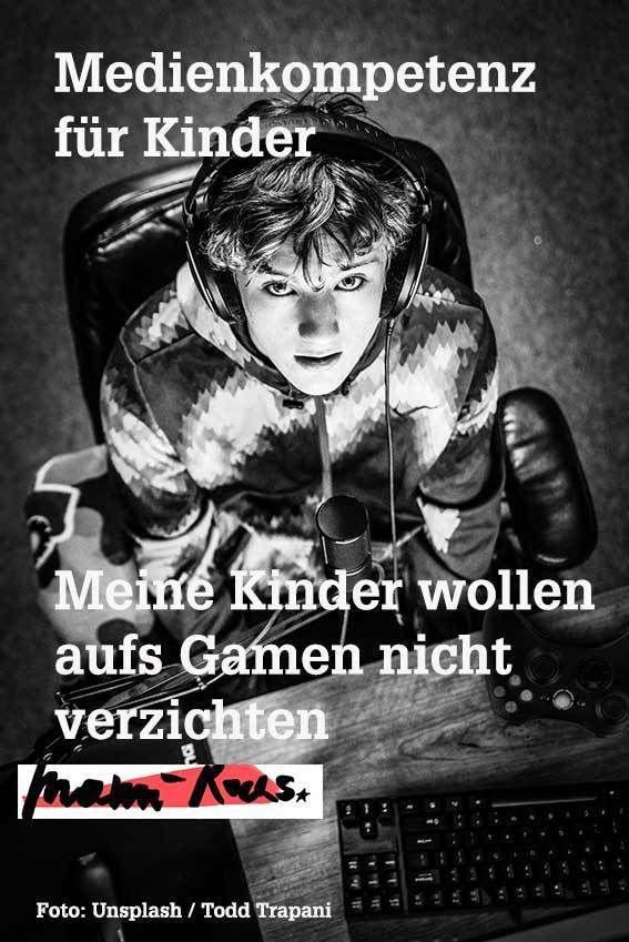 Medienzeit für Kinder - das rechte Maß finden: Gamen muss sein • Mami rocks #medienzeit #medien #kinder #medienkompetenz #videogames #zocken #gamen #lebenmitkindern