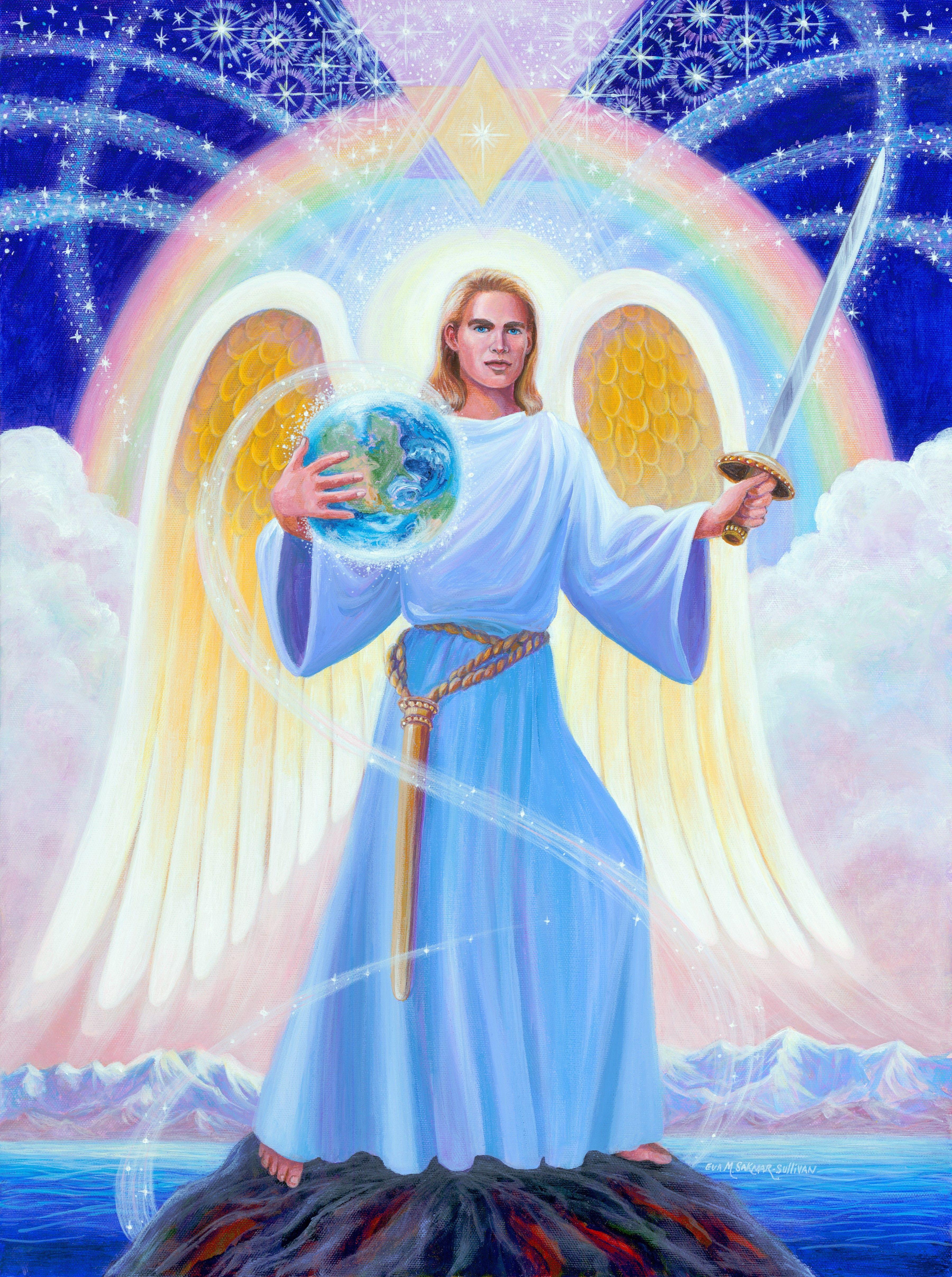 Послание ангела картинки