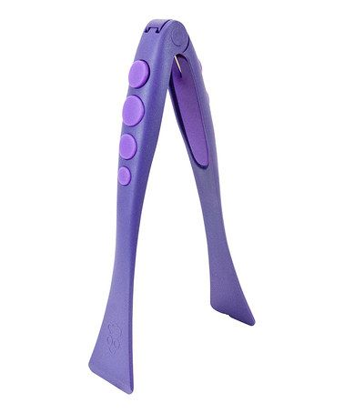 Take a look at this Purple Nylon Tongs by Boston Warehouse on #zulily today!