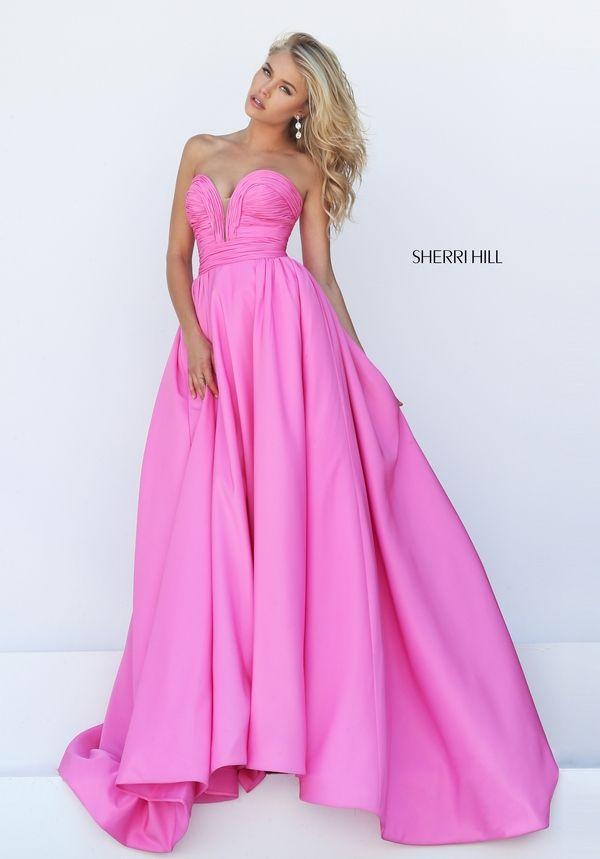 Sherri Hill 50479 | Sherri Hill Prom Dresses | Pinterest | Prom ...