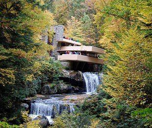 Frank Lloyd Wright - Fallingwater House