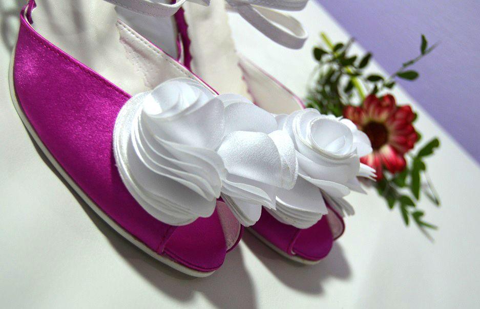 Vychozí model Misha ve stylu sultanky - zdobení exkluziv č. 8. svatební boty  99994ae163