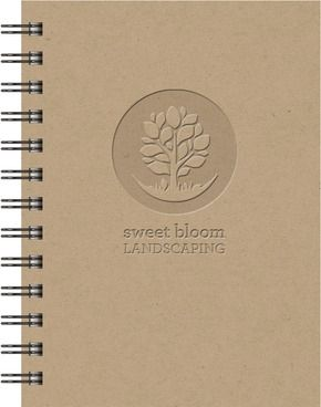 eco notes small journal 5 x 7 from journalbooks timeplanner