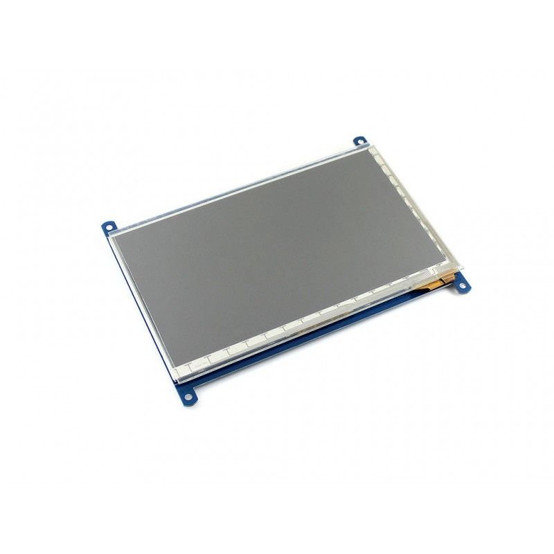 Waveshare 7inch Capacitive Touch LCD 1024*600 Multicolor