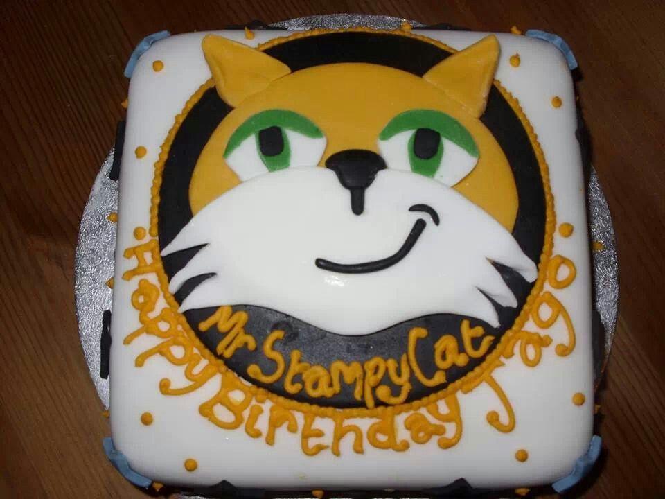 Cute Birthday Cake Stampy Minecraft Pinterest Birthday Cakes