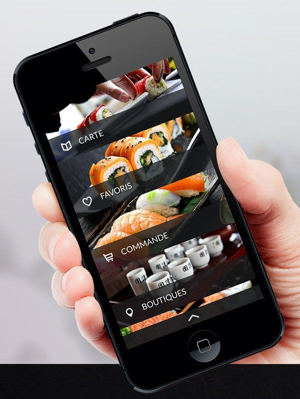 20 Examples of Food Delivery App UI for Inspiration