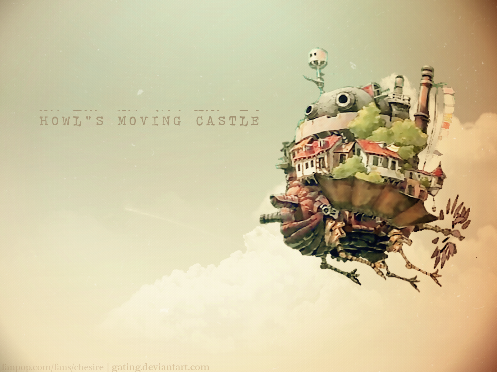 Howl S Moving Castle Hd Wallpaper Howls Moving Castle Howls