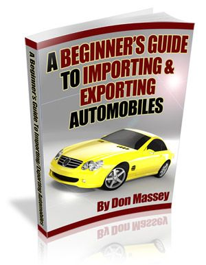 The Beginner's Guide to Importing Exporting Cars Review