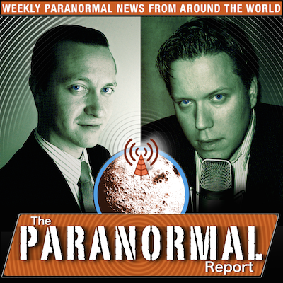 paranormal news from around the world