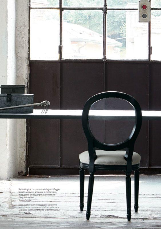 Sedia Karla Colico Design Vogue Experience Sedie Idee Per Decorare La Casa Arredamento