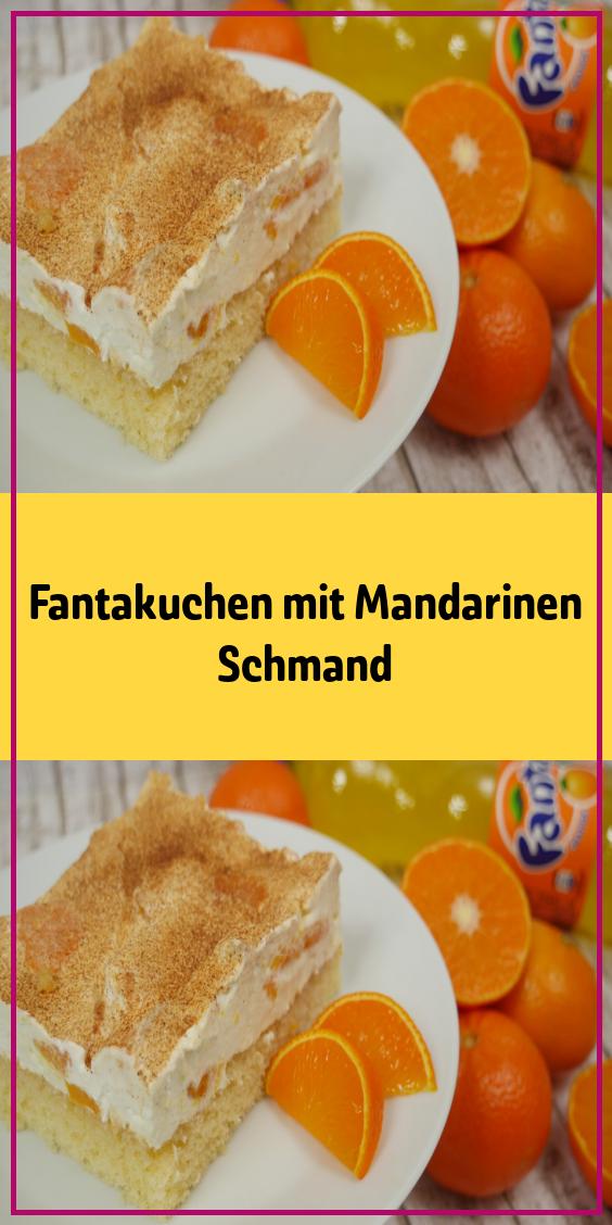 Fantakuchen mit Mandarinen Schmand | Honey ham glaze