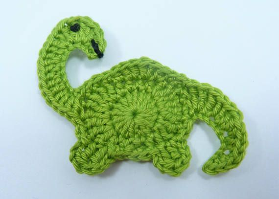Elephant Applique Crochet pattern by Mamta Motiyani | Knitting ... | 407x570