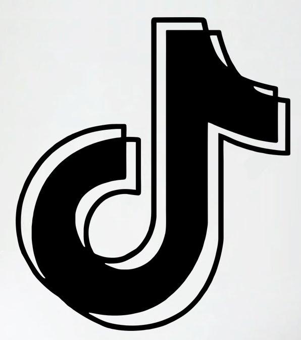 Logo De Tik Tok Symbols Letters