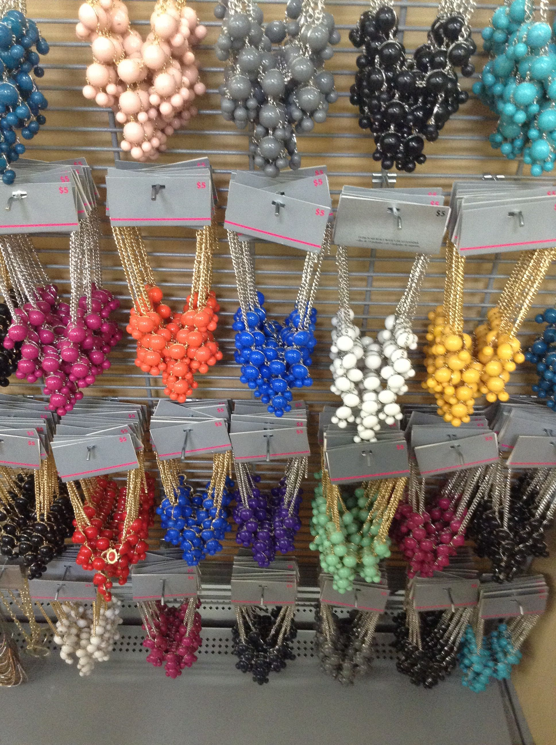 d4690c154f3da Statement necklaces from Walmart | Accesories | Statement necklace ...