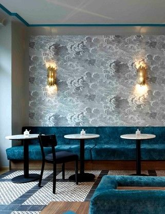 *Restaurant Witwenball Hungry for design - Hamburg - journeytodesign.com