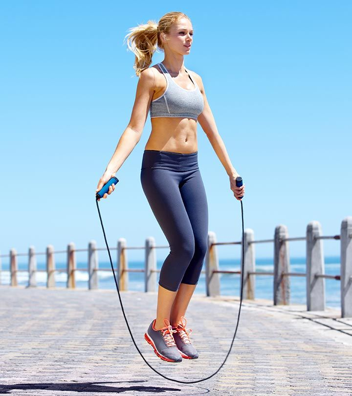 Is Rope Jumping Good For Health - Benefits And Precautions -4439