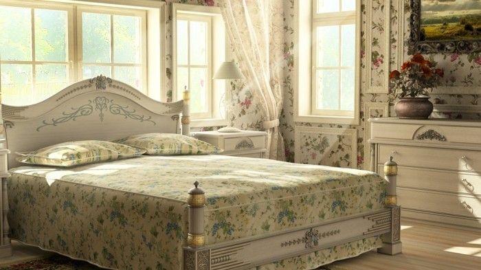 Tapeten Schlafzimmer Ideen Und Vorschläge Für Ein Erfolgreiches  Schlafzimmerdesign