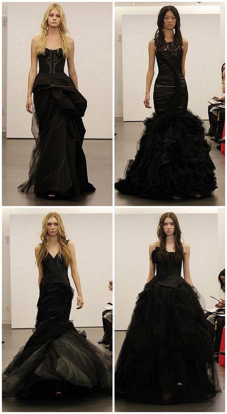 Czarna Suknia Slubna Pobieramy Sie Dresses Fashion Formal Dresses