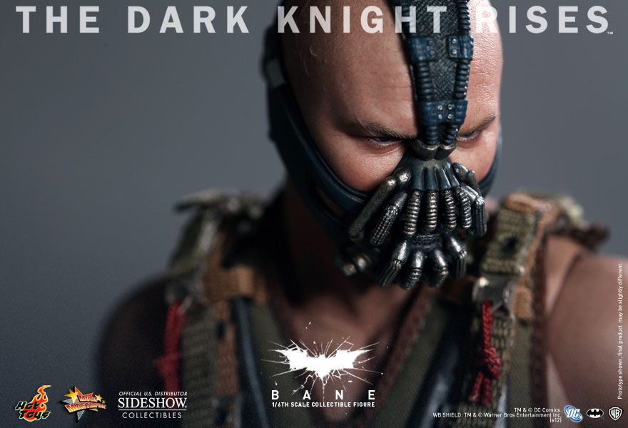 While This Bane Action Figure Is Certainly Beautiful Does It Get