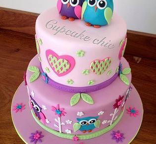 Cupcake Chic custom cakes giant cupcakes perth wa cakes