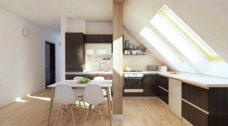 Loft Apartment Interior Design Modern