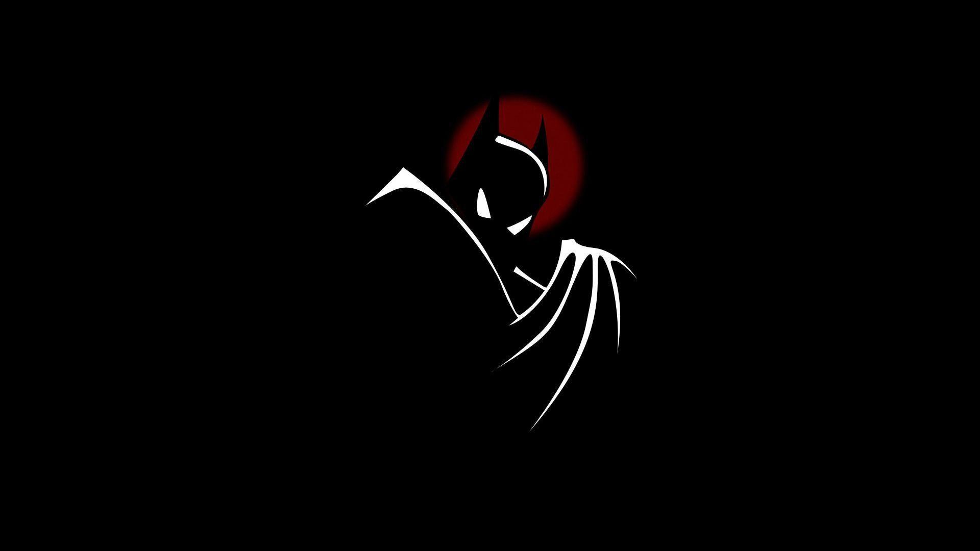 Black Batman Wallpaper