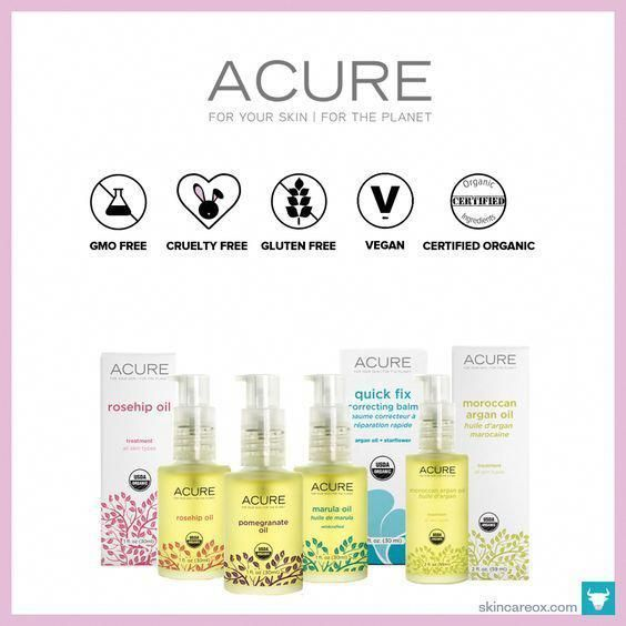 Acure Organics Skincare. Browse Our Ultimate List Of 2017