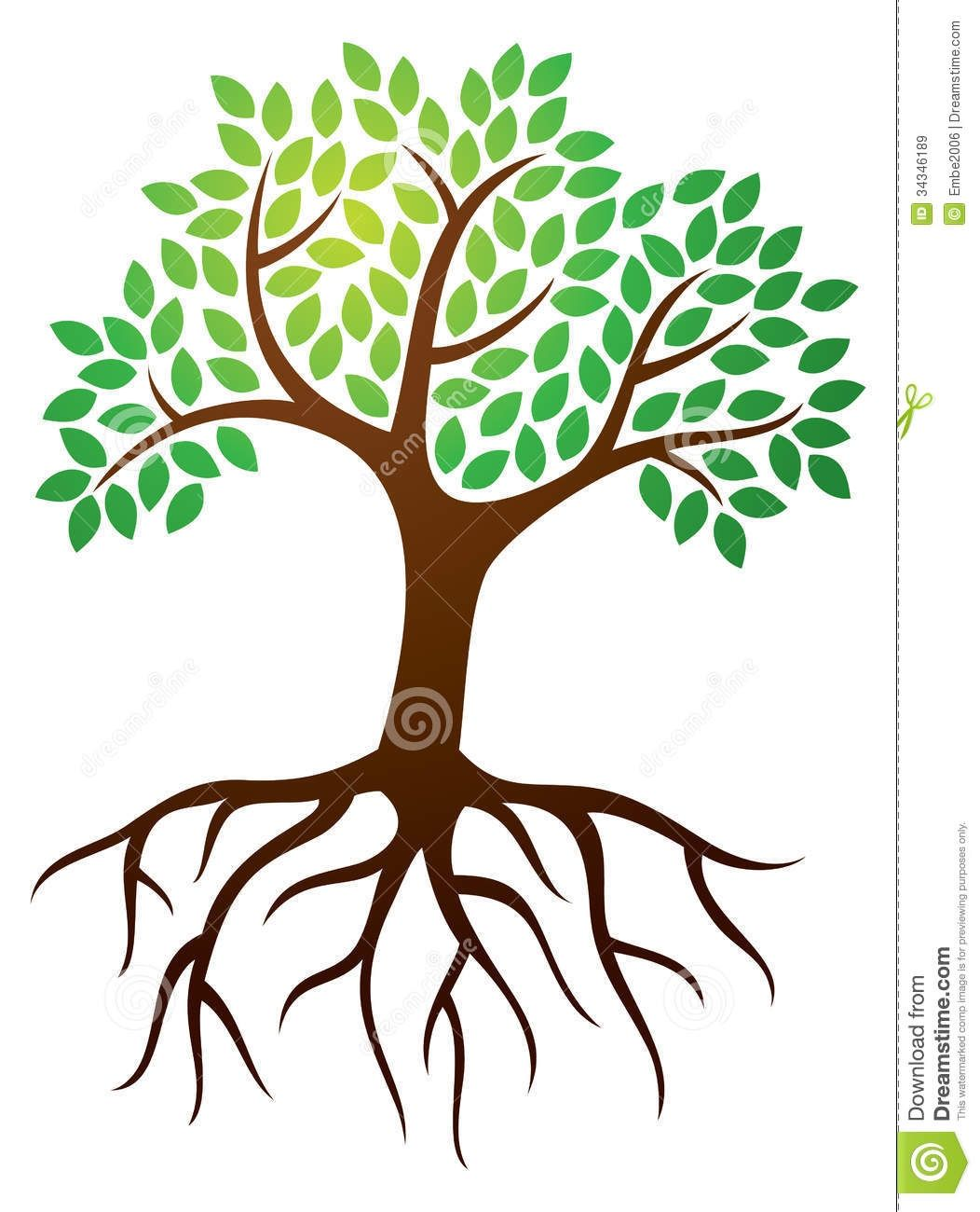 clipart of trees with roots clipartsgram com tree logos rh pinterest com family tree with roots clipart tree with roots silhouette clip art