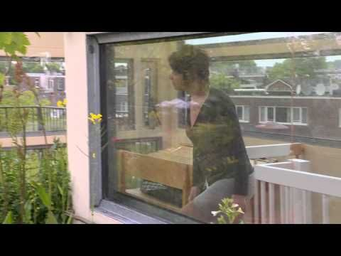 inspiratie: filmpje over voordelen van groene daken.