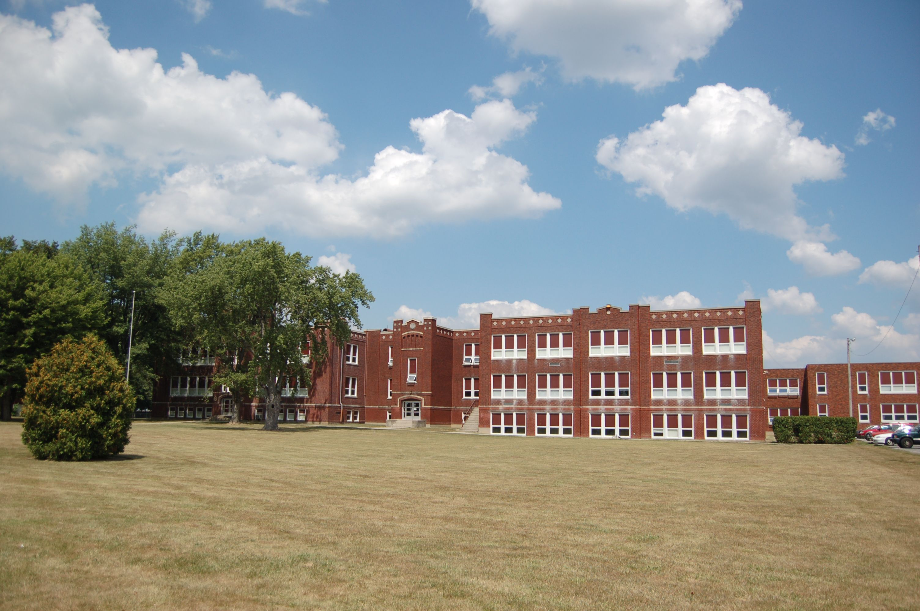 Elida High School, August 2010