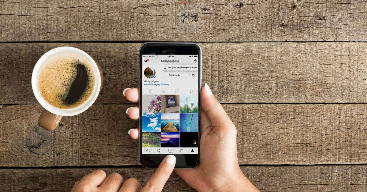 How To Get Back Photos You Archived On Instagram