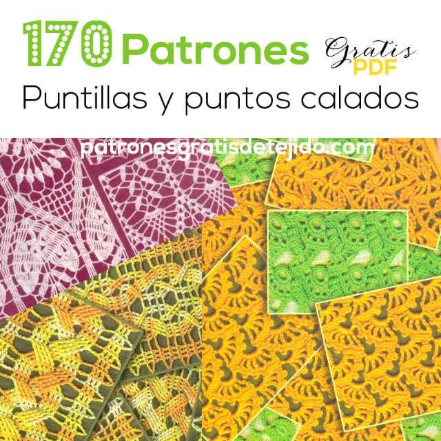 170-PATRONES-CROCHET-HORQUILLA.jpg (640×640) | Libros crochet ...