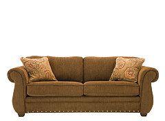 Kathy Ireland Home Kensington Chenille Sofa Something